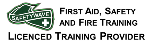 First Aid Safety Wave Logo